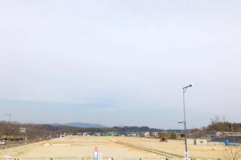 【木津川市】梅美台のあの土地に商業施設がオープン予定です!