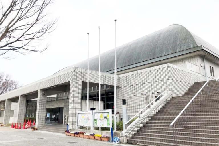 田辺中央体育館